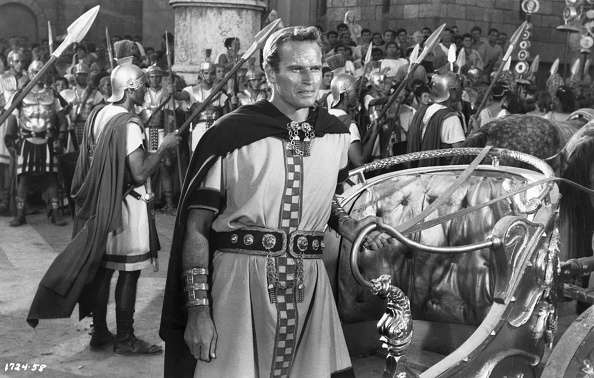Film with the most Oscars - Ben-Hur