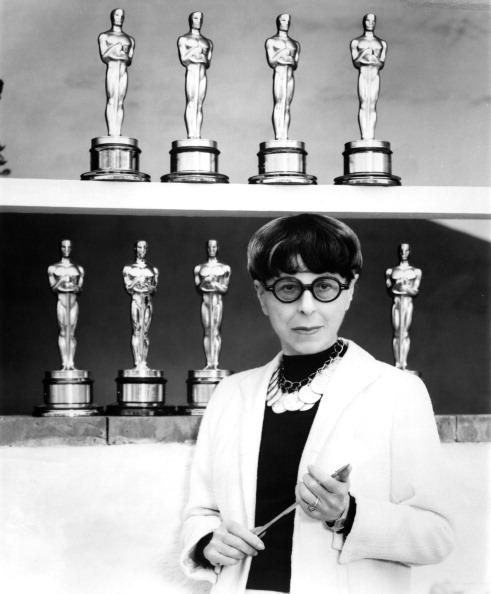Woman with the most Oscars - Edith Head
