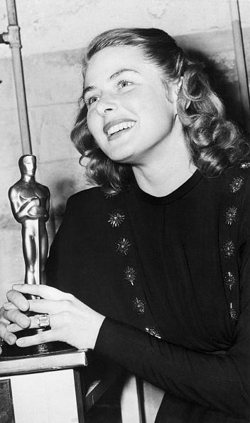 Most Oscars in Acting - Ingrid Bergman