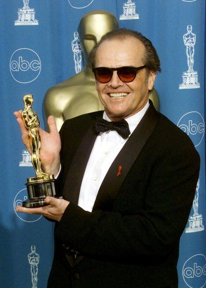 Most Oscars in Acting - Jack Nicholson