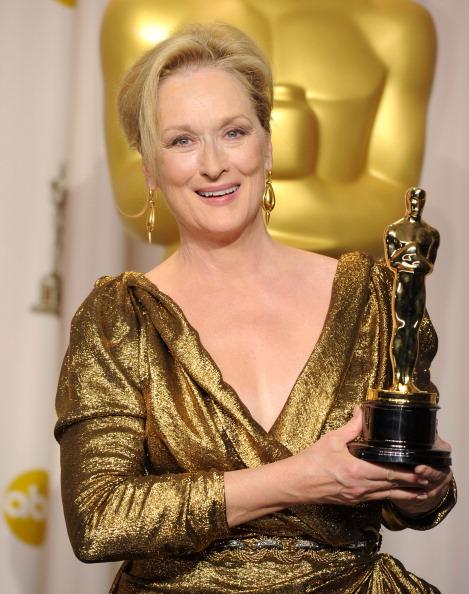 Highest Oscar Nominations for Acting - Meryl Streep