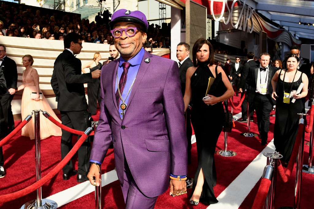 Director Spike Lee attends the 91st Annual Academy Awards on February 24, 2019 in Hollywood, California. (Photo by Kevork Djansezian/Getty Images)