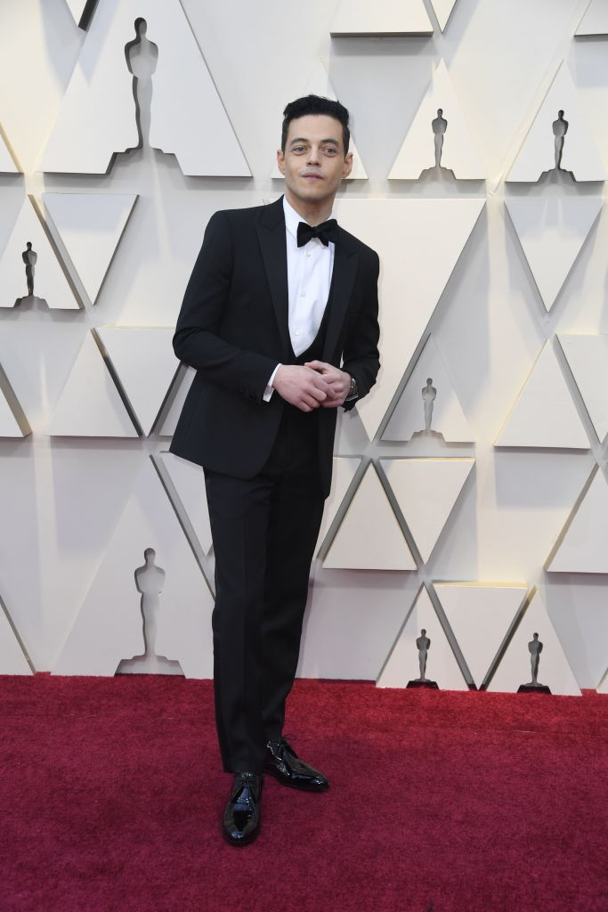 Rami Malek attends the 91st Annual Academy Awards on February 24, 2019 in Hollywood, California. (Photo by Frazer Harrison/Getty Images)