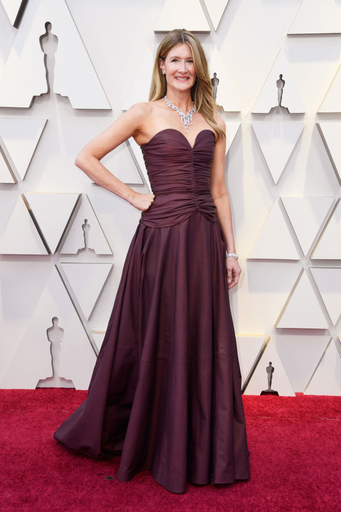 Laura Dern attends the 91st Annual Academy Awards on February 24, 2019 in Hollywood, California. (Photo by Frazer Harrison/Getty Images)