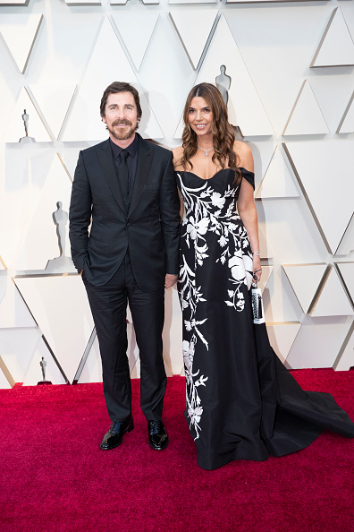 Christian Bale arrives at the 91st Academy Awards on February 24, 2019. (Photo by Rick Rowell via Getty Images)