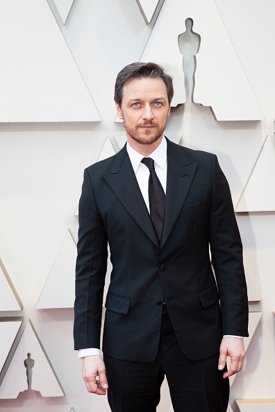 James McAvoy attends the 91st Academy Awards on February 24, 2019. (Photo by Rick Rowell via Getty Images)