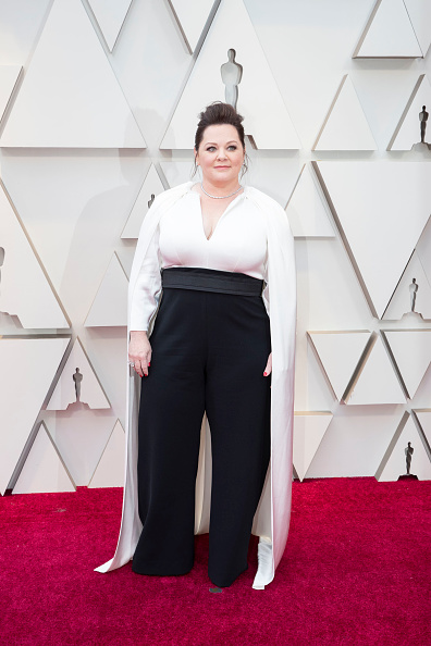 Melissa McCarthy at the 91st Academy Awards Red Carpet on February 24, 2019. (Photo by Rick Rowell via Getty Images)