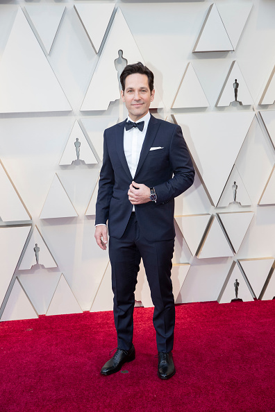 Paul Rudd attends the 91st Academy Awards on February 24, 2019. (Phot by Rick Rowell via Getty Images)