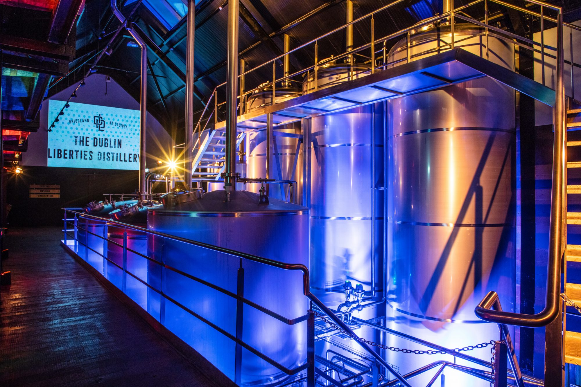 Pictured at the preview of The Dublin Liberties Distillery, the much anticipated new craft distillery in the heart of the Liberties. Photo: Anthony Woods.