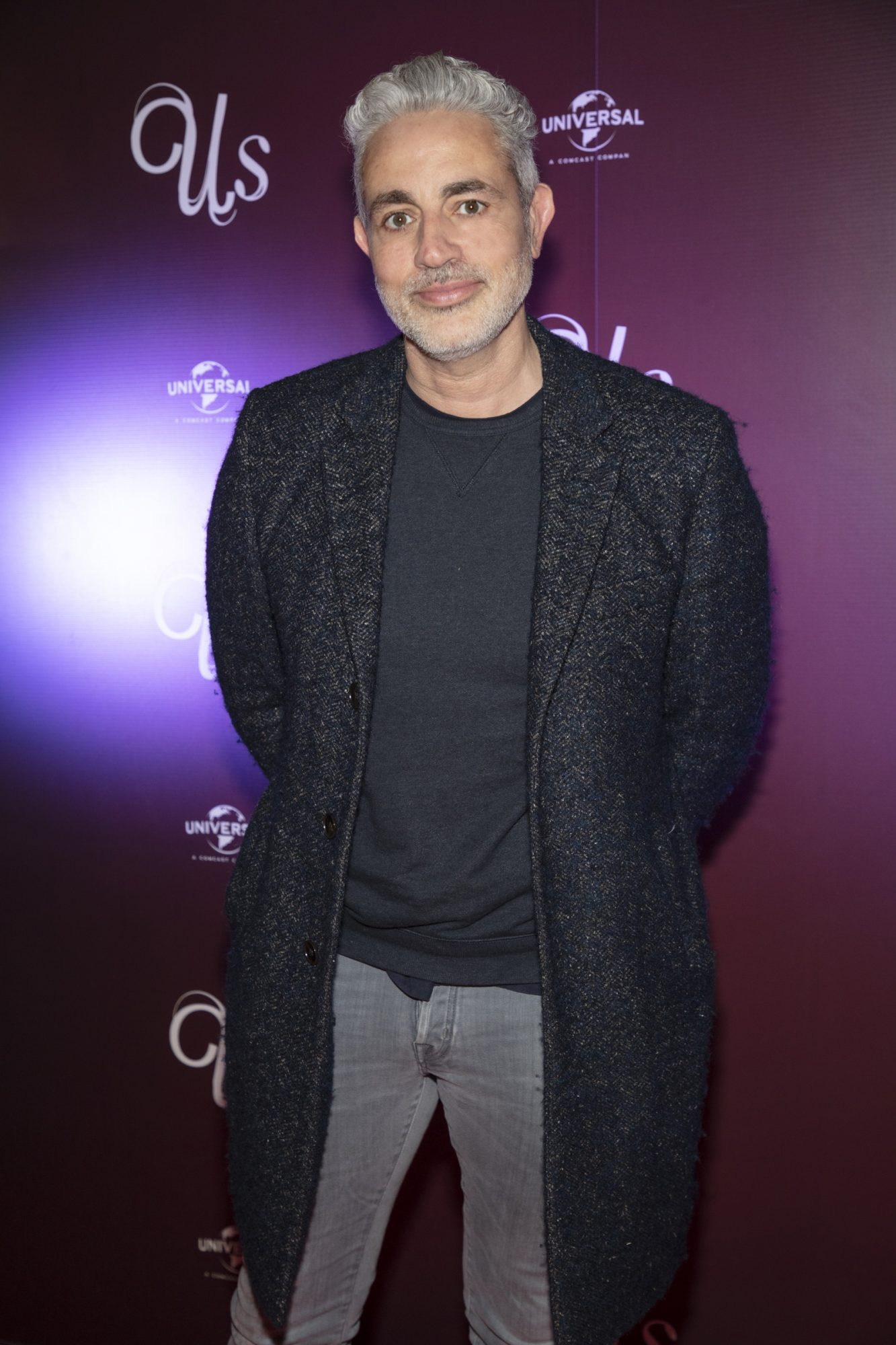 Baz Ashmawy pictured at an exclusive first look of Jordan Peele's Us at The Stella Theatre, Ranelagh. Photo: Anthony Woods.