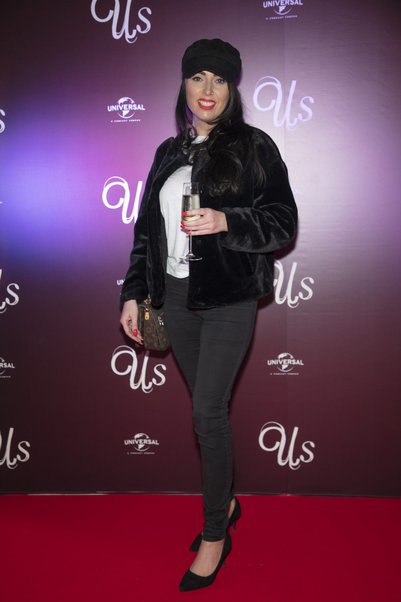 Ellie Sutton pictured at an exclusive first look of Jordan Peele's Us at The Stella Theatre, Ranelagh. Photo: Anthony Woods.