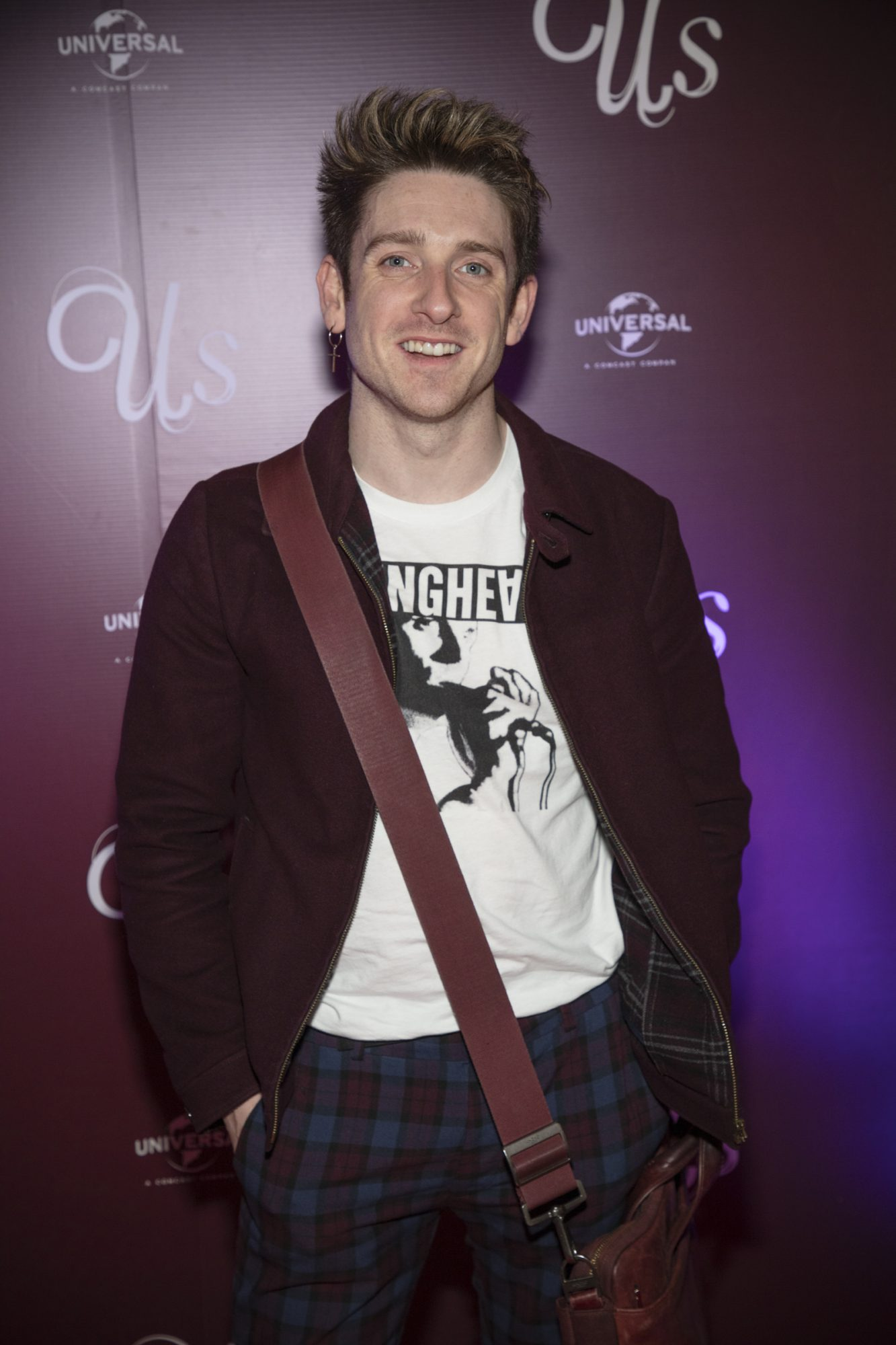 Stephen Byrne pictured at an exclusive first look of Jordan Peele's Us at The Stella Theatre, Ranelagh. Photo: Anthony Woods.