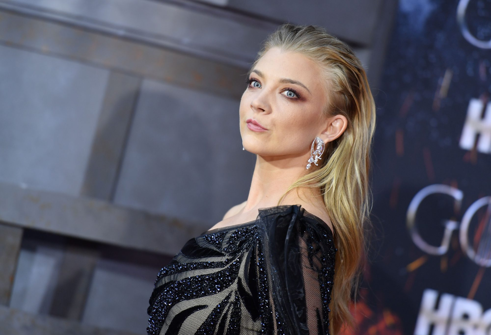 "British actress Natalie Dormer arrives for the ""Game of Thrones"" eighth and final season premiere at Radio City Music Hall on April 3, 2019 in New York city. (Photo by Angela Weiss / AFP)        (Photo credit should read ANGELA WEISS/AFP/Getty Images)"