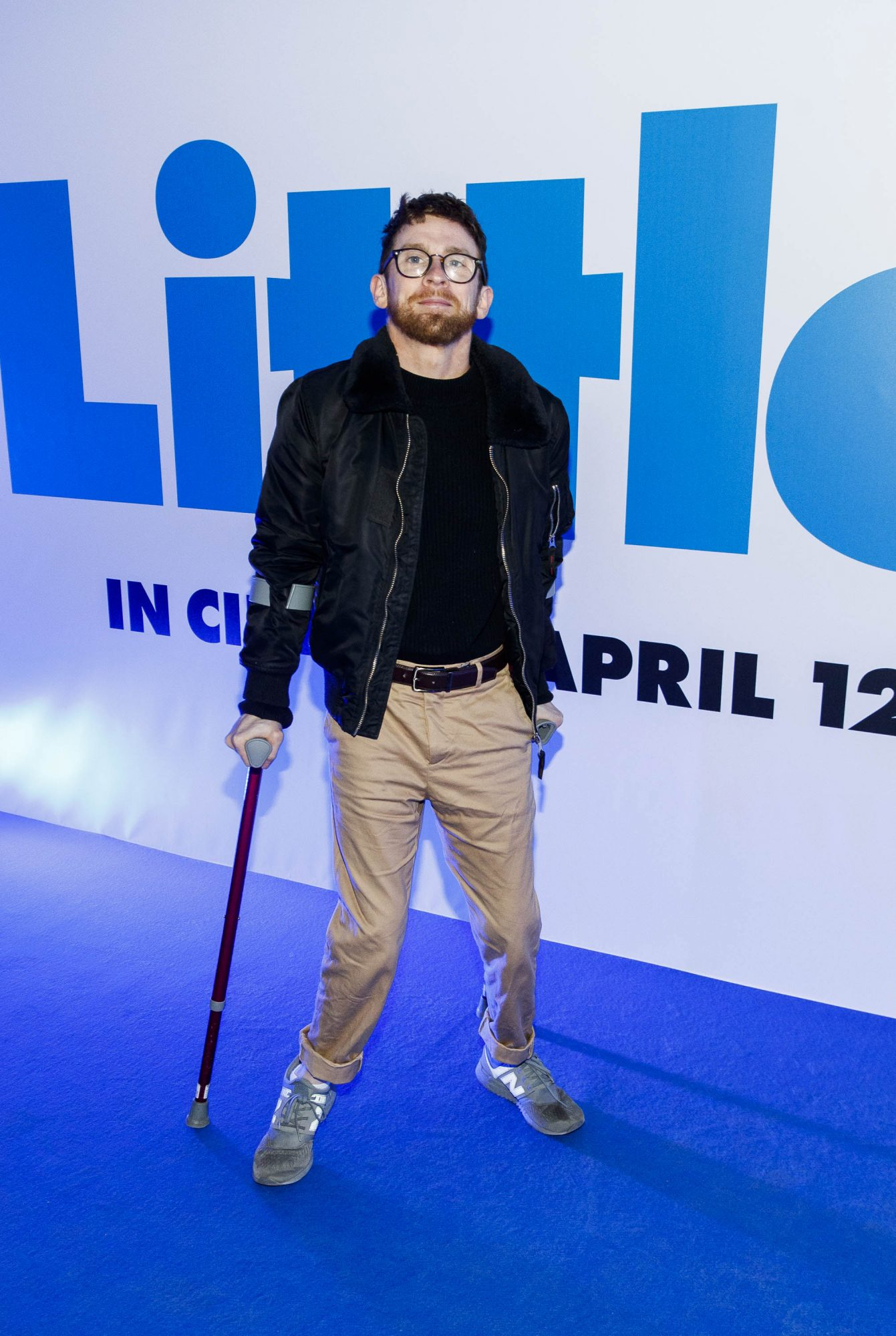 Paddy Smyth pictured at a special preview screening of Little at Odeon Point Square, Dublin. Little, starring Girls Trip Regina Hall hits cinemas across Ireland this Friday April 12th. Picture Andres Poveda