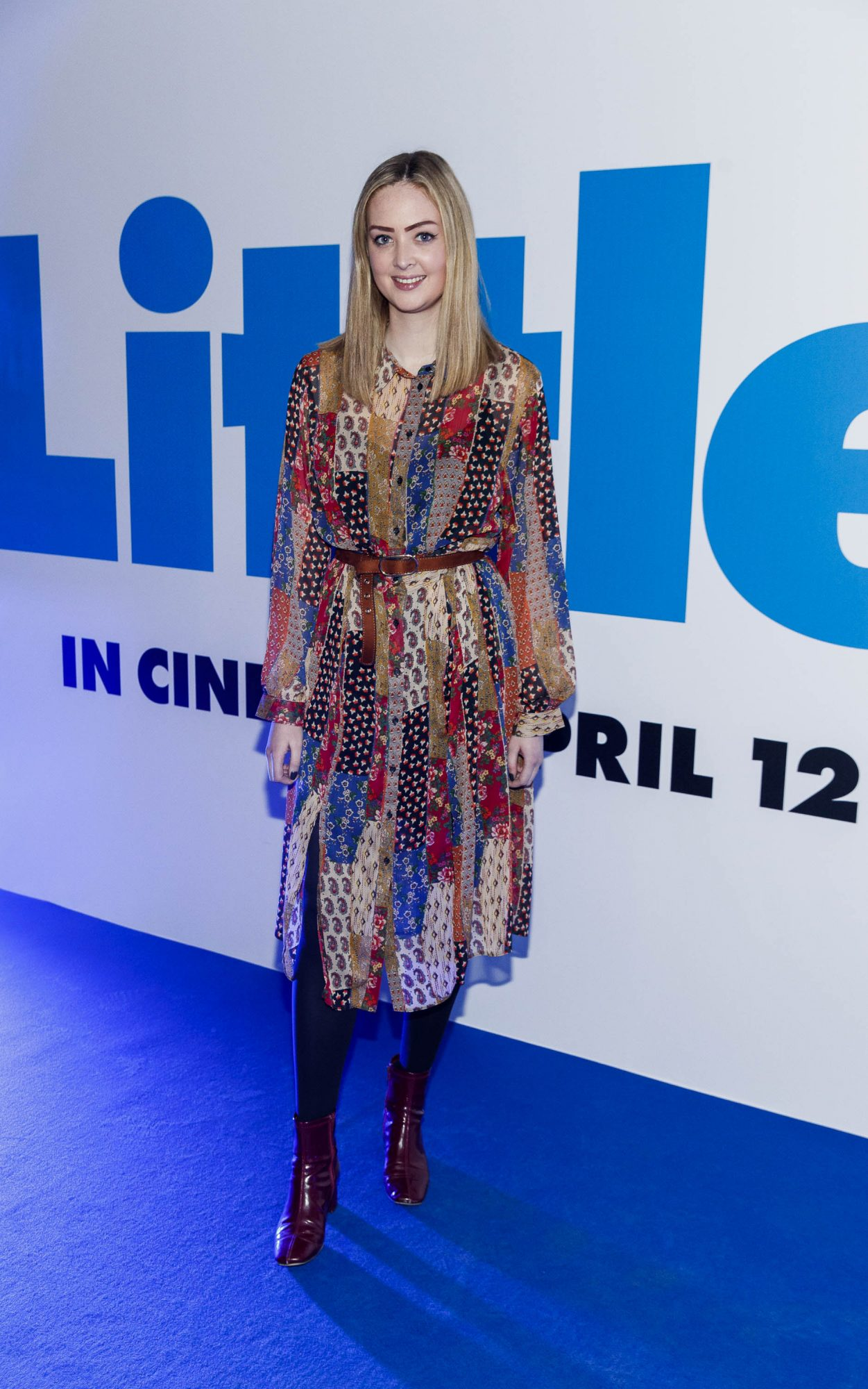 Aoife McCormack pictured at a special preview screening of Little at Odeon Point Square, Dublin. Little, starring Girls Trip Regina Hall hits cinemas across Ireland this Friday April 12th. Picture Andres Poveda