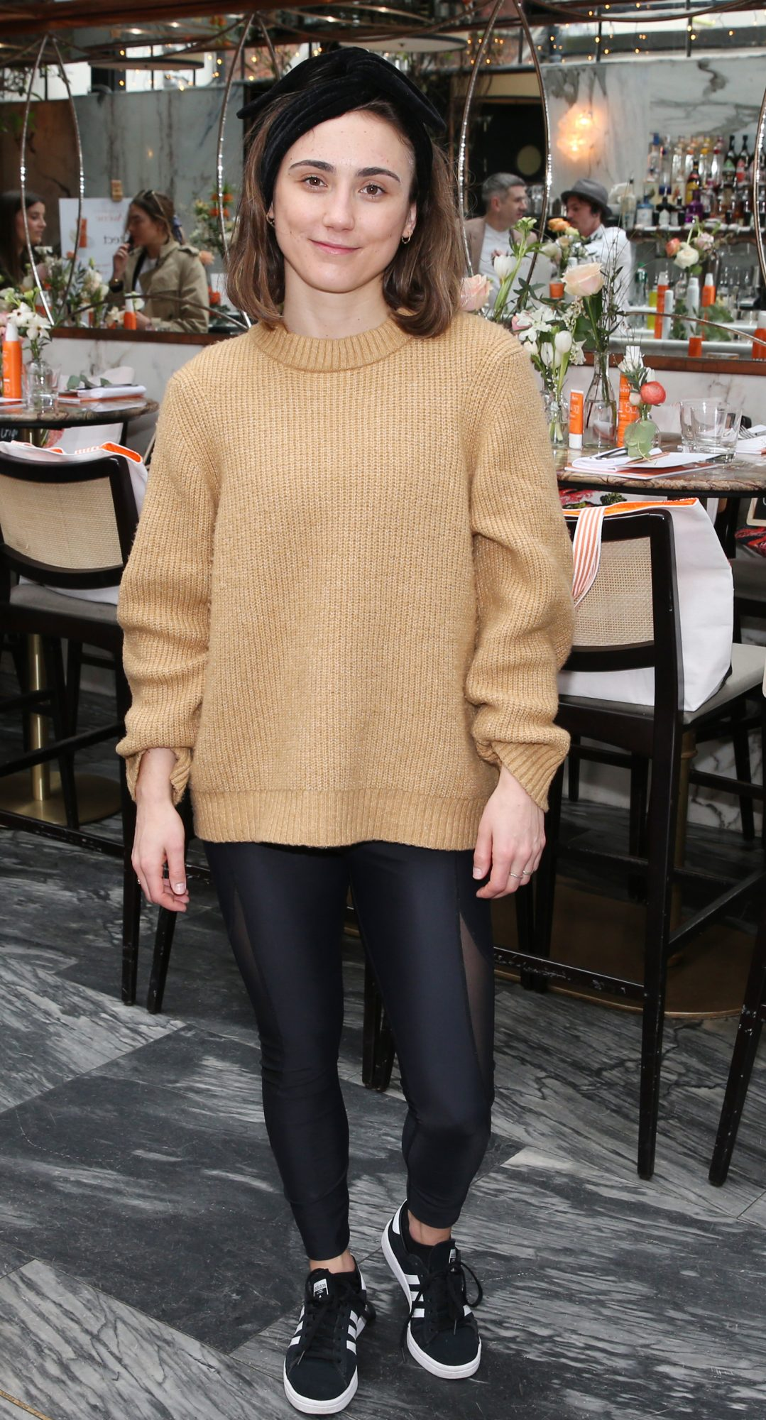 Pictured is Gigi Tynan at the launch of the new Avène Expert Suncare Range in The Grayson Dublin. The new range of suncare from the French brand is suitable for all skin types and includes a Sports Sun Cream, a City Shield BB Style High Protection Face Cream, two new SPF Body Sprays and a new Very High Protection Children's SPF. For more information visit www.avene.ie. Photo: Leon Farrell/Photocall Ireland.