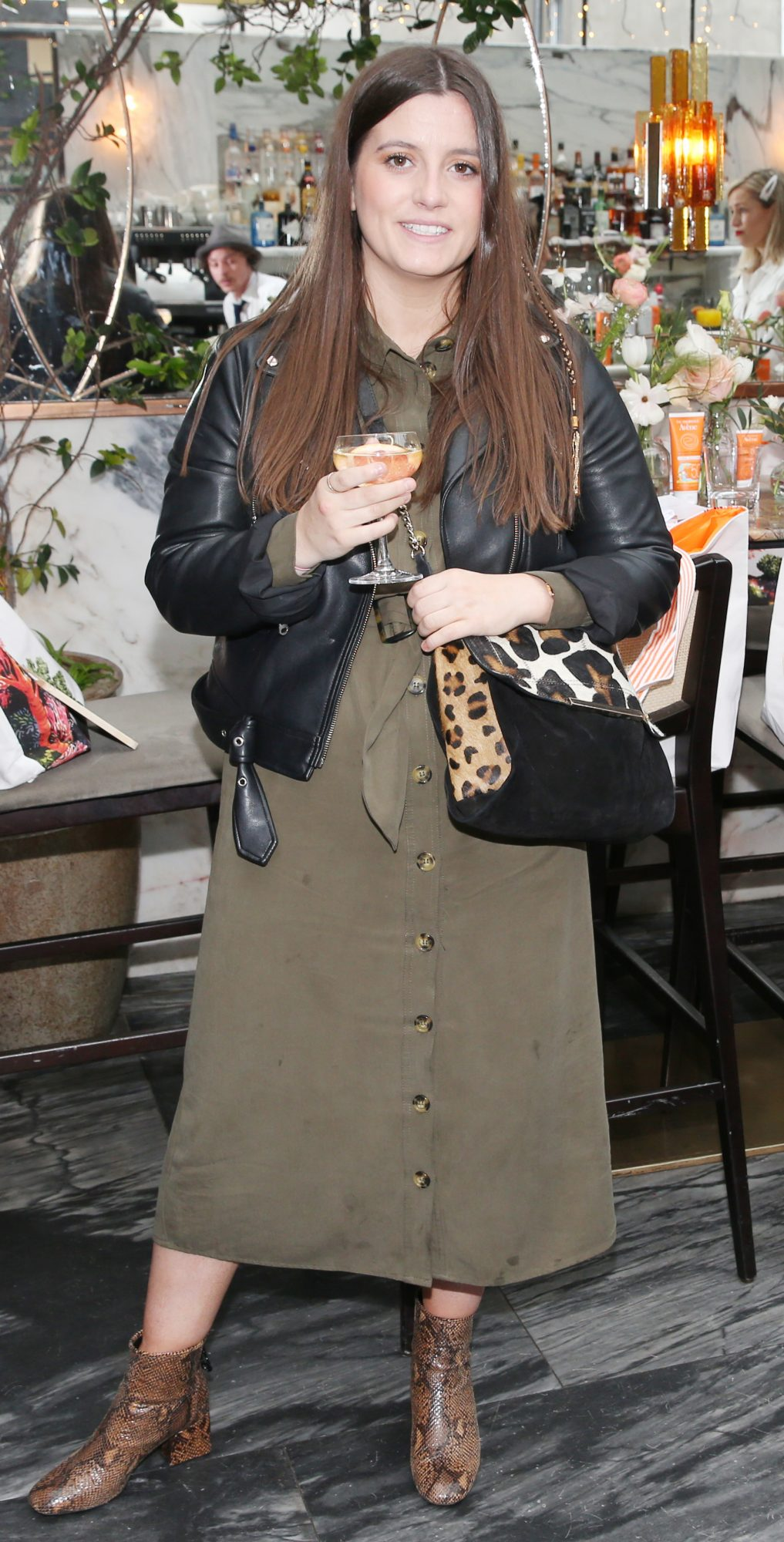 Pictured is Keeva Tyrrell at the launch of the new Avène Expert Suncare Range in The Grayson Dublin. The new range of suncare from the French brand is suitable for all skin types and includes a Sports Sun Cream, a City Shield BB Style High Protection Face Cream, two new SPF Body Sprays and a new Very High Protection Children's SPF. For more information visit www.avene.ie. Photo: Leon Farrell/Photocall Ireland.
