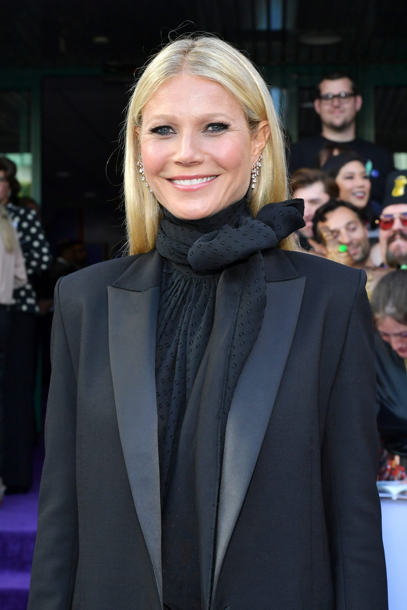 """Gwyneth Paltrow attends the world premiere of Walt Disney Studios Motion Pictures """"Avengers: Endgame"""" at the Los Angeles Convention Center on April 22, 2019 in Los Angeles, California. (Photo by Amy Sussman/Getty Images)"""