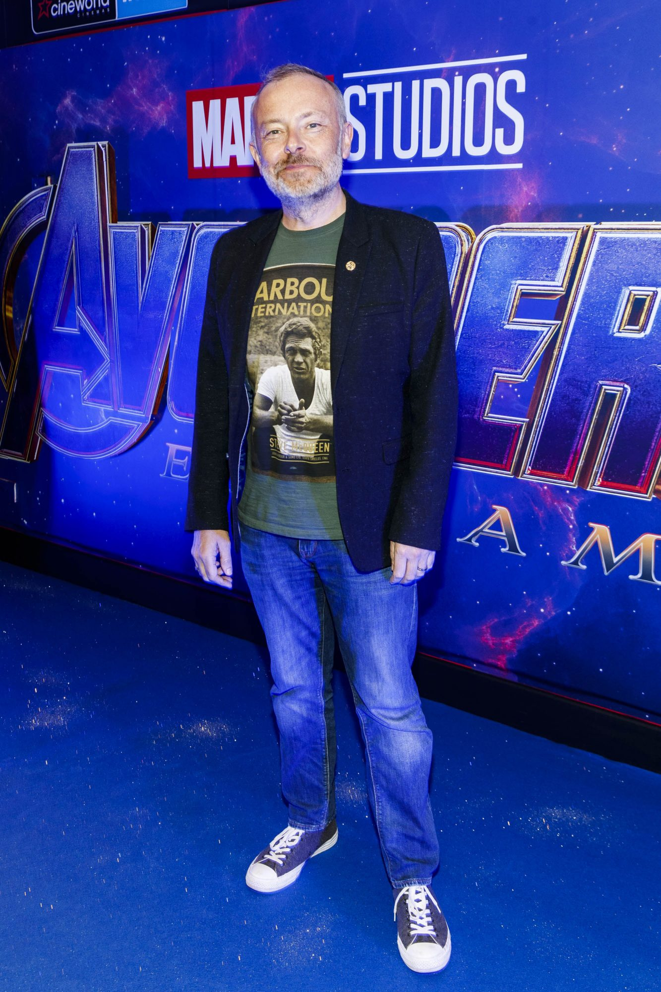 Rick O'Shea pictured at the special preview screening of Marvel Studios' Avengers: Endgame at Cineworld Dublin. Picture by: Andres Poveda