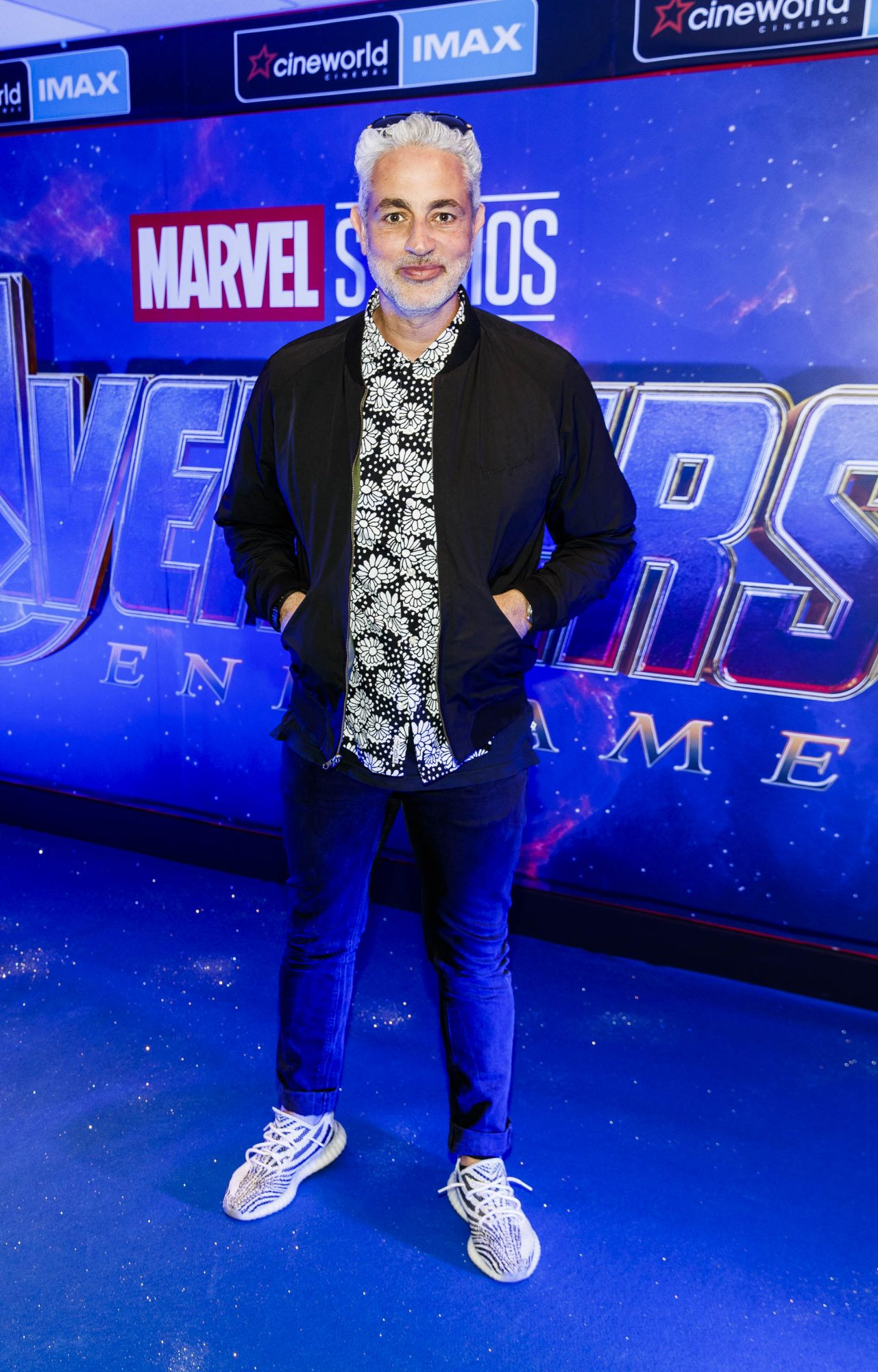 Baz Ashmawy pictured at the special preview screening of Marvel Studios' Avengers: Endgame at Cineworld Dublin. Picture by: Andres Poveda