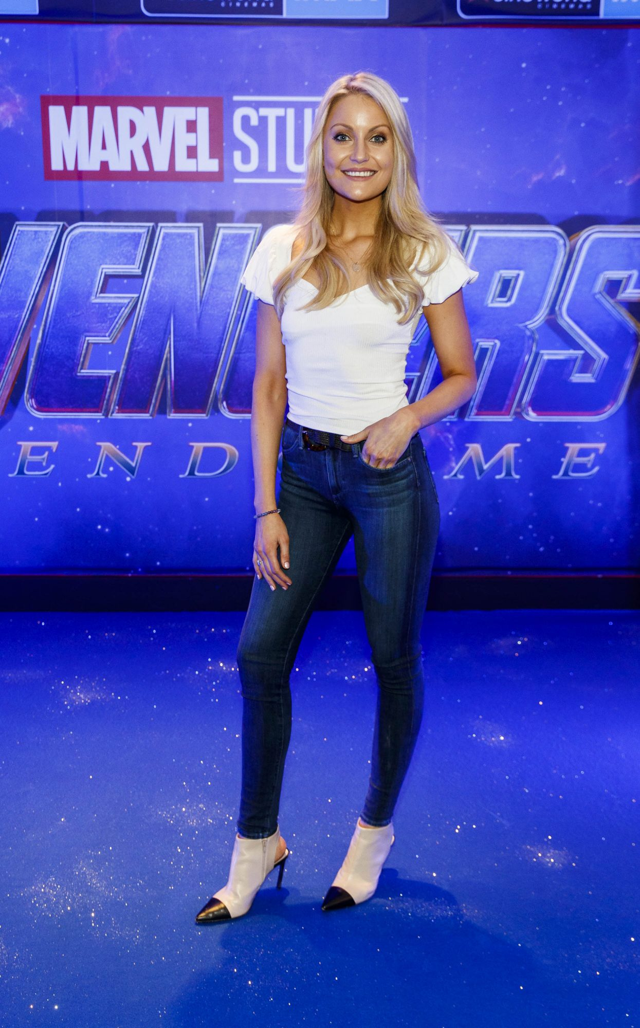 Kerri Nicole Blanc pictured at the special preview screening of Marvel Studios' Avengers: Endgame at Cineworld Dublin. Picture by: Andres Poveda