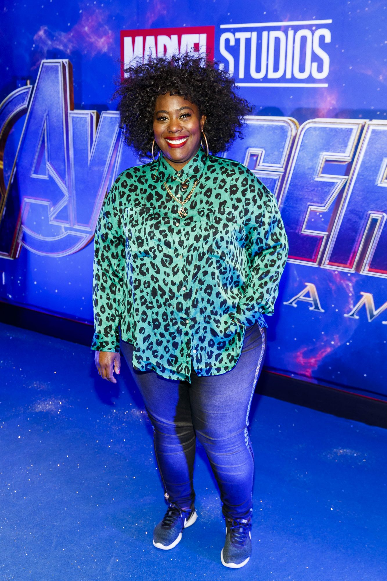 Nadine Reid pictured at the special preview screening of Marvel Studios' Avengers: Endgame at Cineworld Dublin. Picture by: Andres Poveda