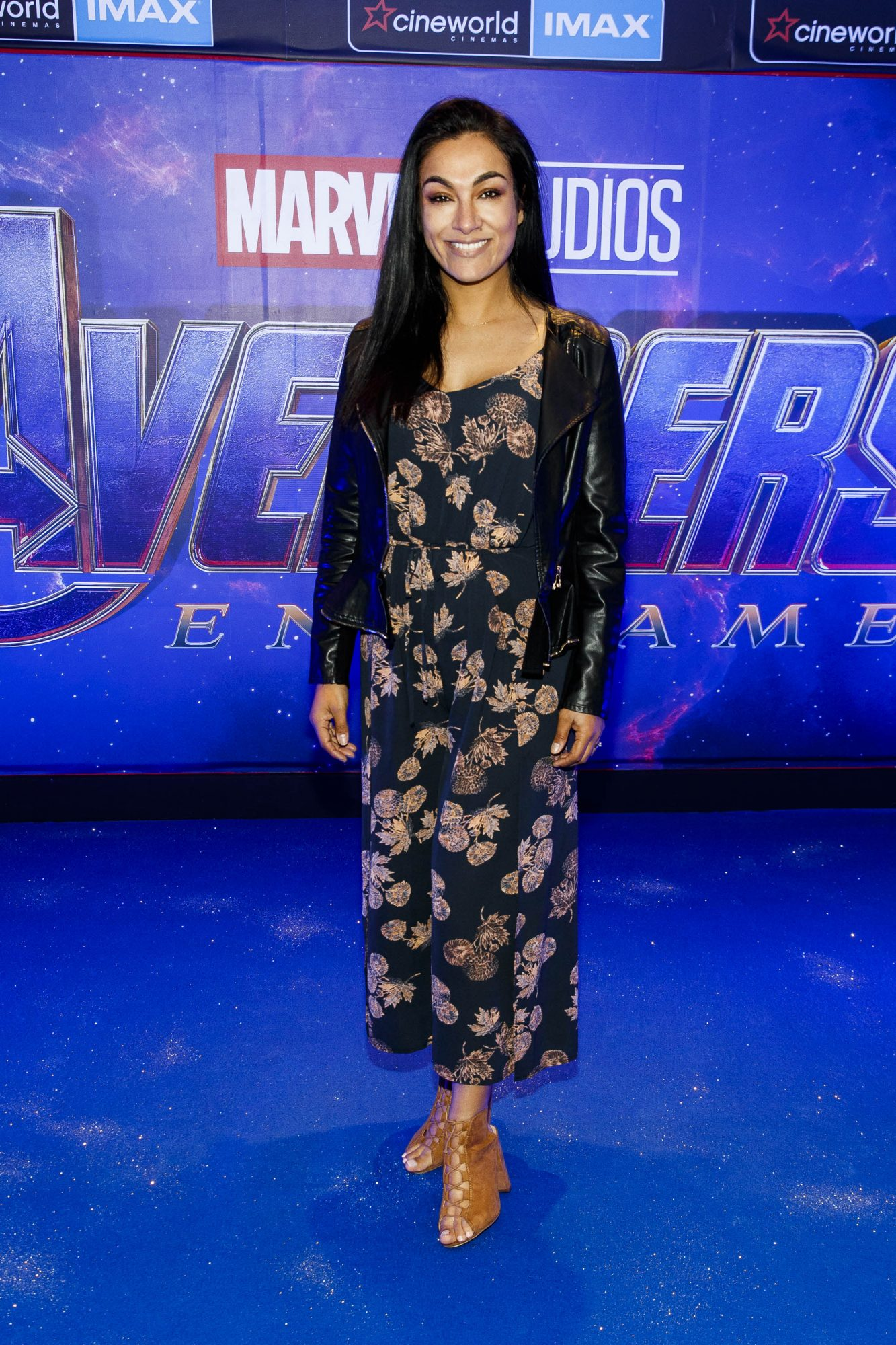 Gail Kaneswaran pictured at the special preview screening of Marvel Studios' Avengers: Endgame at Cineworld Dublin. Picture by: Andres Poveda