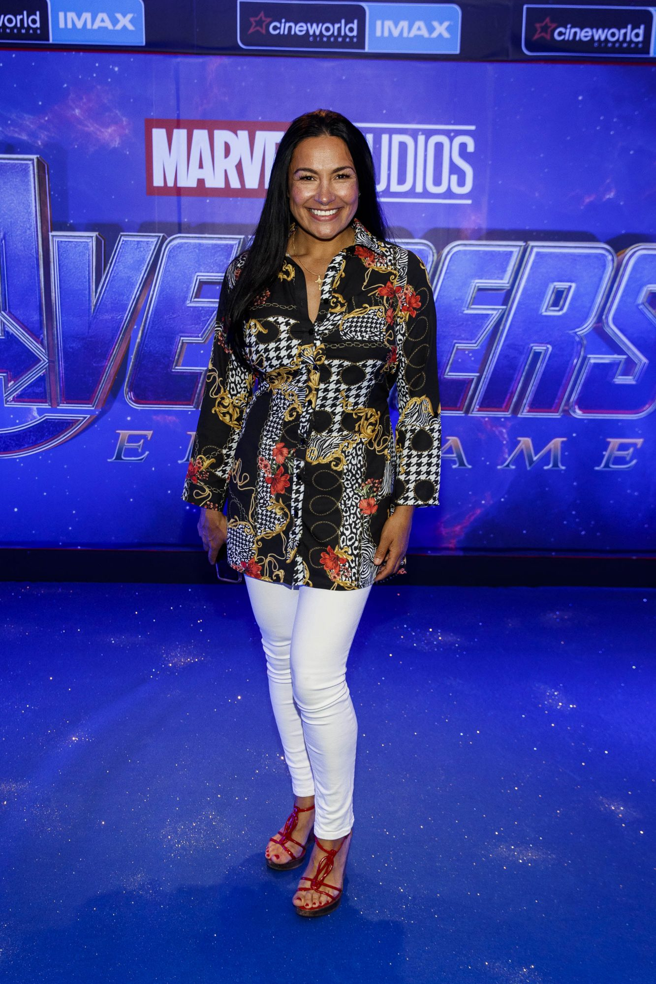 Hazel Kaneswaran pictured at the special preview screening of Marvel Studios' Avengers: Endgame at Cineworld Dublin. Picture by: Andres Poveda