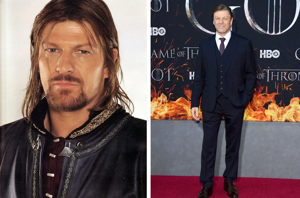 Sean Bean (Boromir)