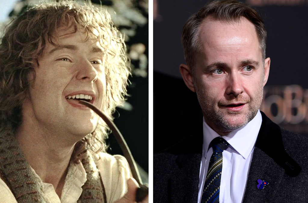 Billy Boyd (Peregrin 'Pippin' Took)