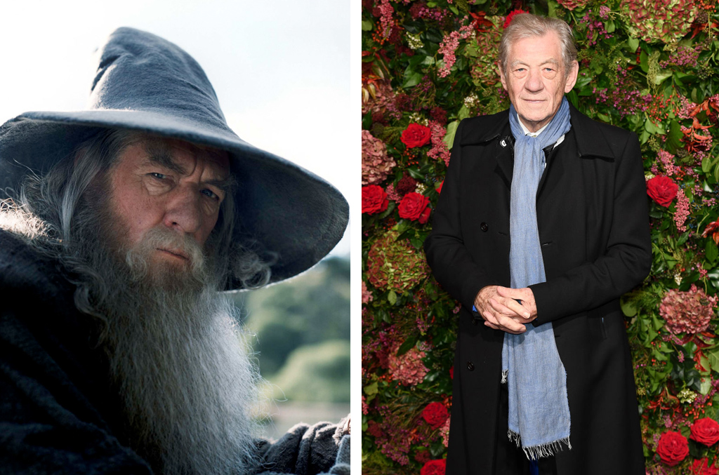 Ian McKellen (Gandalf the Grey)