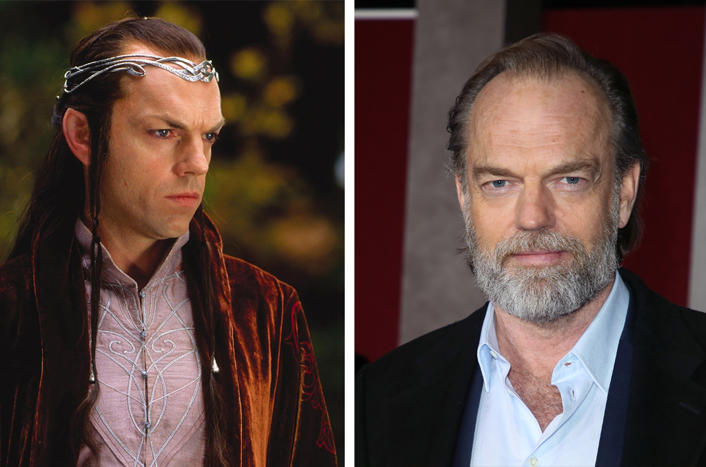 Hugo Weaving (Elrond Half-Elven, Lord of Rivendell)