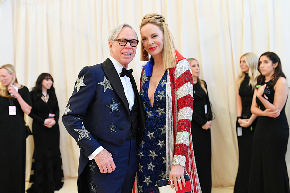 Tommy Hilfiger and Dee Hilfiger attend The 2019 Met Gala Celebrating Camp: Notes on Fashion at Metropolitan Museum of Art on May 06, 2019 in New York City. (Photo by Mike Coppola/MG19/Getty Images for The Met Museum/Vogue )