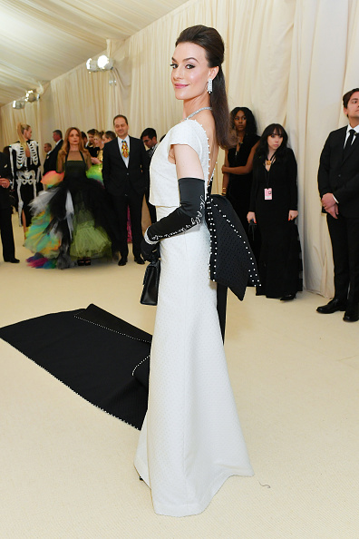 Arianna Rockefeller attends The 2019 Met Gala Celebrating Camp: Notes on Fashion at Metropolitan Museum of Art on May 06, 2019 in New York City. (Photo by Mike Coppola/MG19/Getty Images for The Met Museum/Vogue )