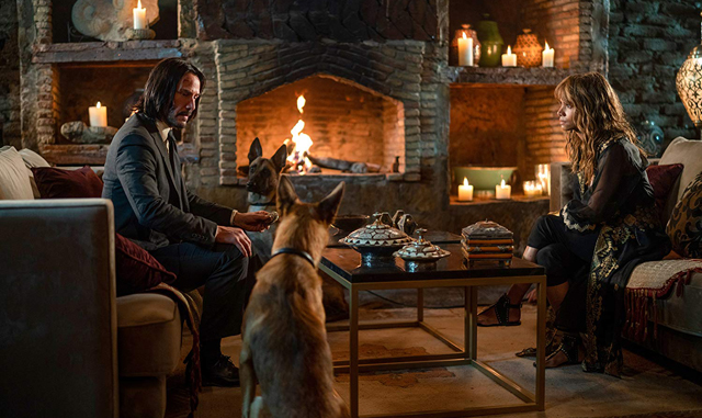 "Keanu Reeves and Halle Berry in <a href=""https://entertainment.ie/cinema/movie-reviews/john-wick-chapter-3-parabellum-398028/"">John Wick: Chapter 3 - Parabellum</a>"