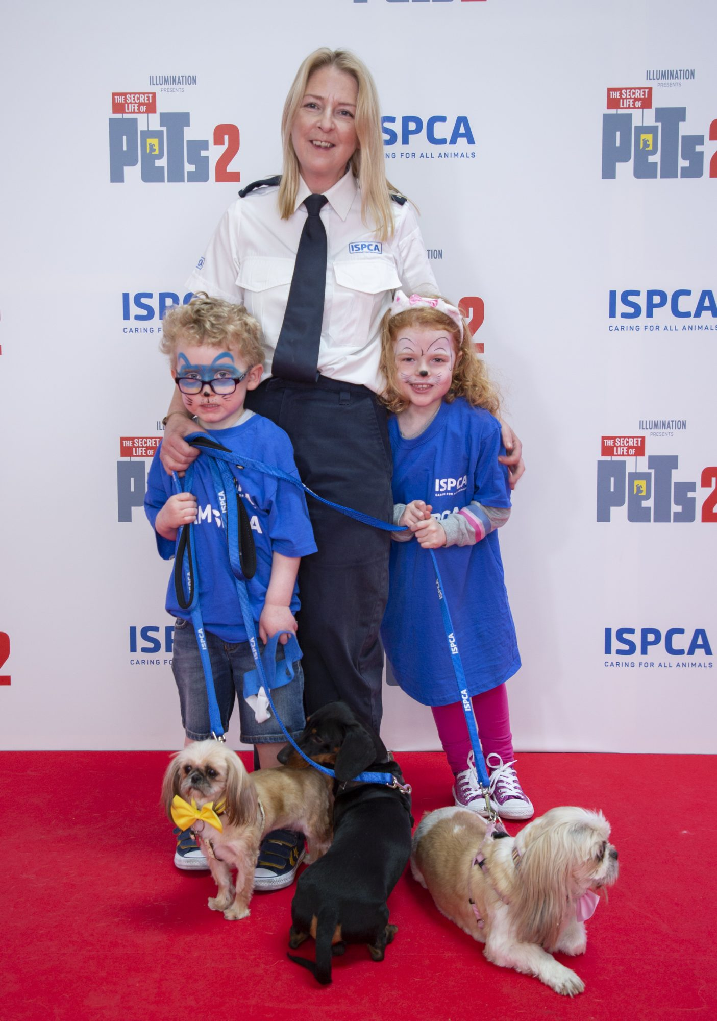 pictured at the Irish premiere screening of The Secret Life of Pets 2 at Odeon Point Square, Dublin hosted by Universal Pictures in association with the ISPCA. The Secret Life of Pets 2 is in cinemas from Friday May 24th. Photo: Anthony Woods