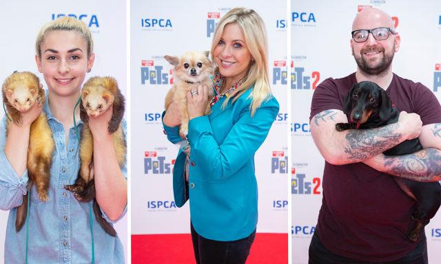 Secret Life of Pets 2 Premiere