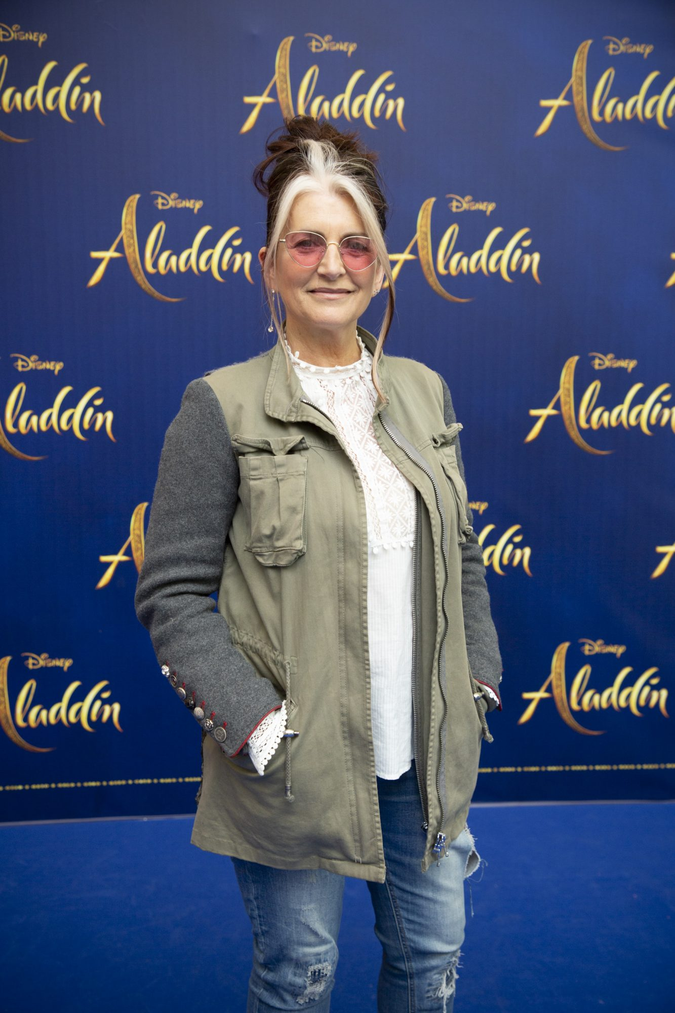 Cathy O'Connor pictured at the special preview screening of Disney's 'Aladdin' at the Odeon Point Village. Photo: Anthony Woods