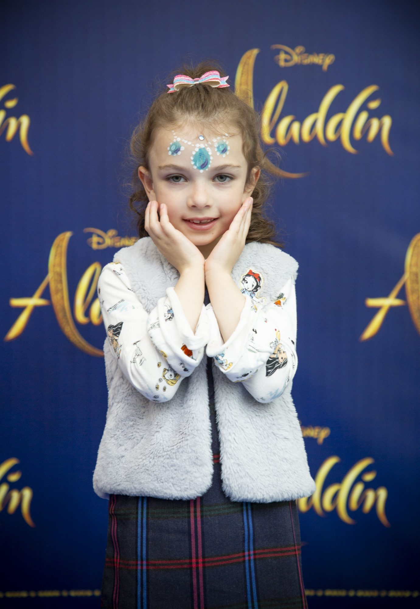 Sally McGowan pictured at the special preview screening of Disney's 'Aladdin' at the Odeon Point Village. Photo: Anthony Woods