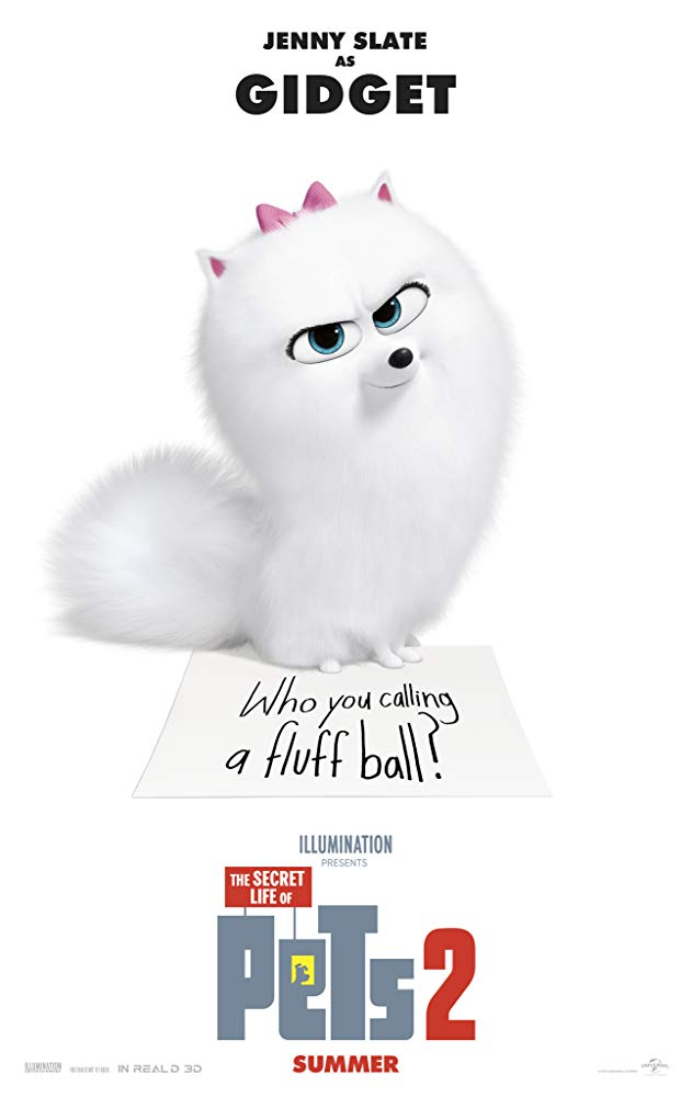 "Jenny Slate in <a href=""https://entertainment.ie/cinema/movie-reviews/the-secret-life-of-pets-2-393529/"">The Secret Life of Pets 2</a>"