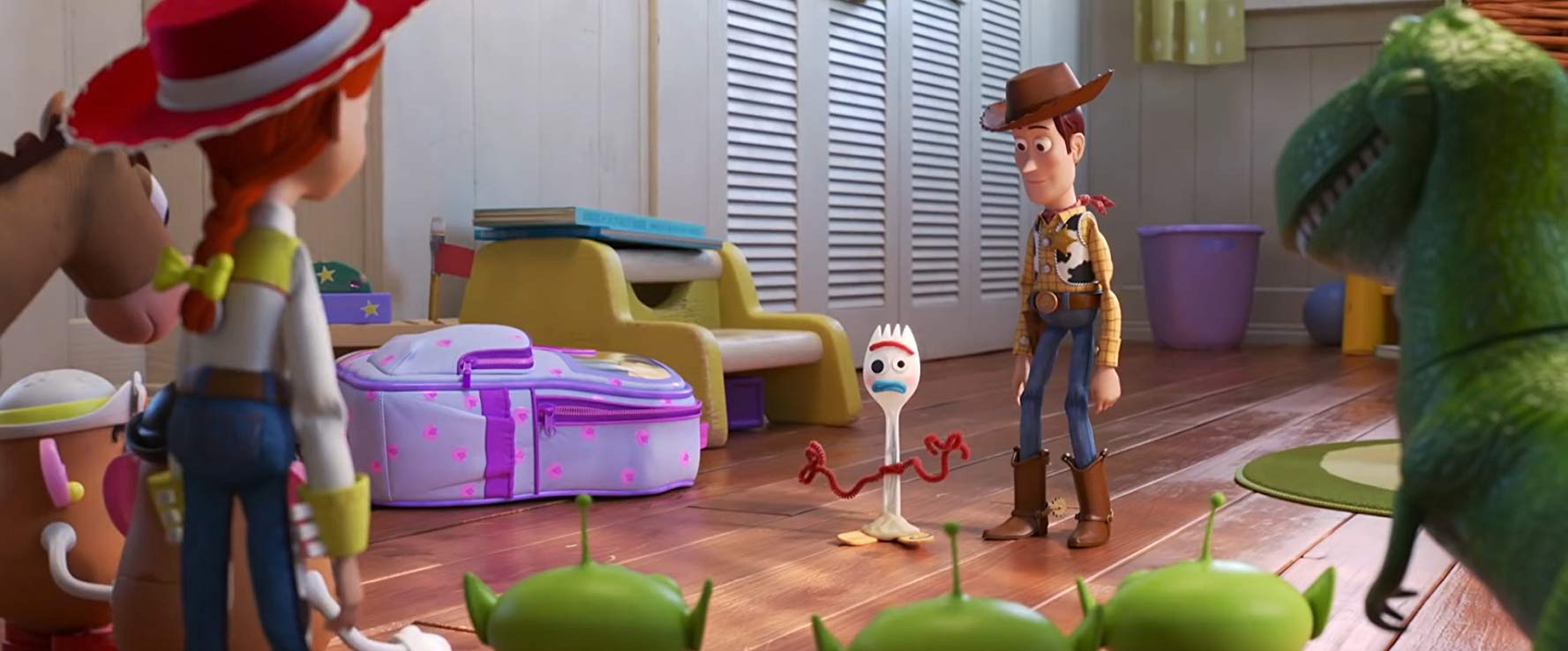 "Tom Hanks and Tony Hale in <a href=""https://entertainment.ie/cinema/movie-reviews/toy-story-4-394195/"">Toy Story 4</a>"