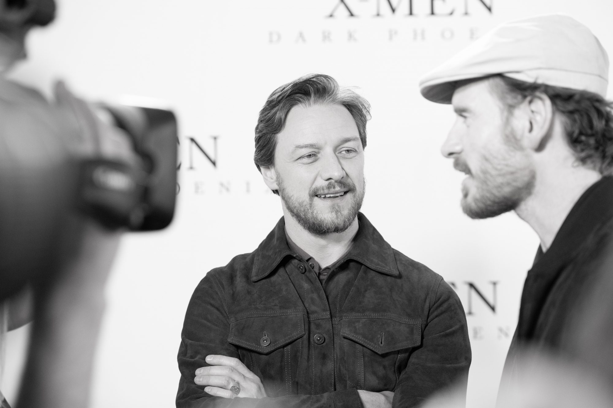 "James McAvoy attends the UK Fan Event of <a href=""https://entertainment.ie/cinema/movie-reviews/x-men-dark-phoenix-7257/"">X-Men: Dark Phoenix</a> in London."