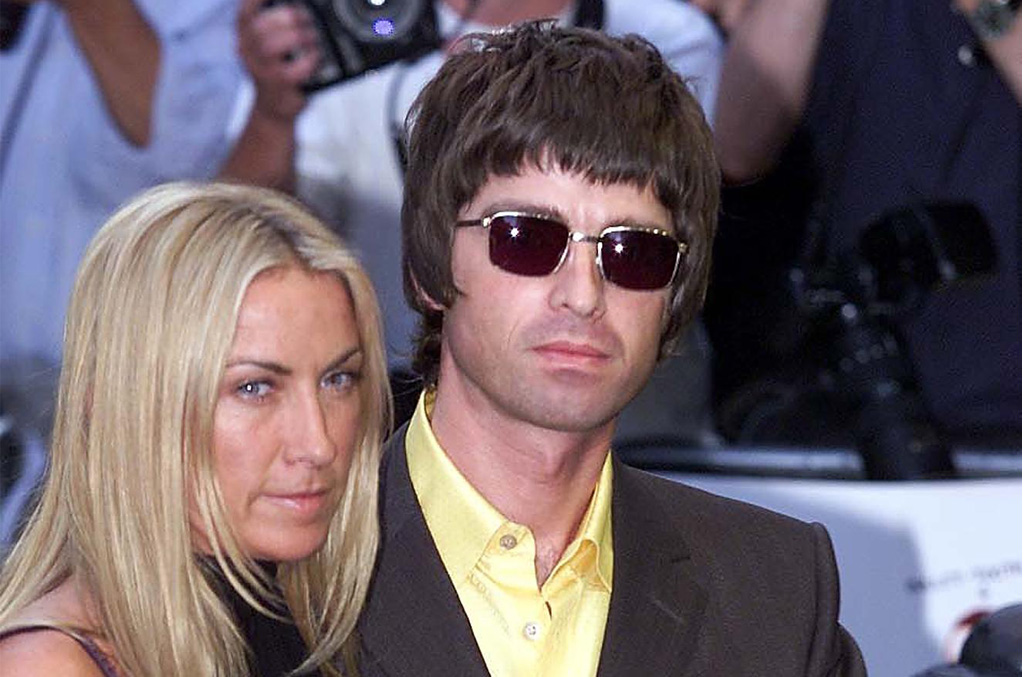 Noel Gallagher (Oasis) 2000