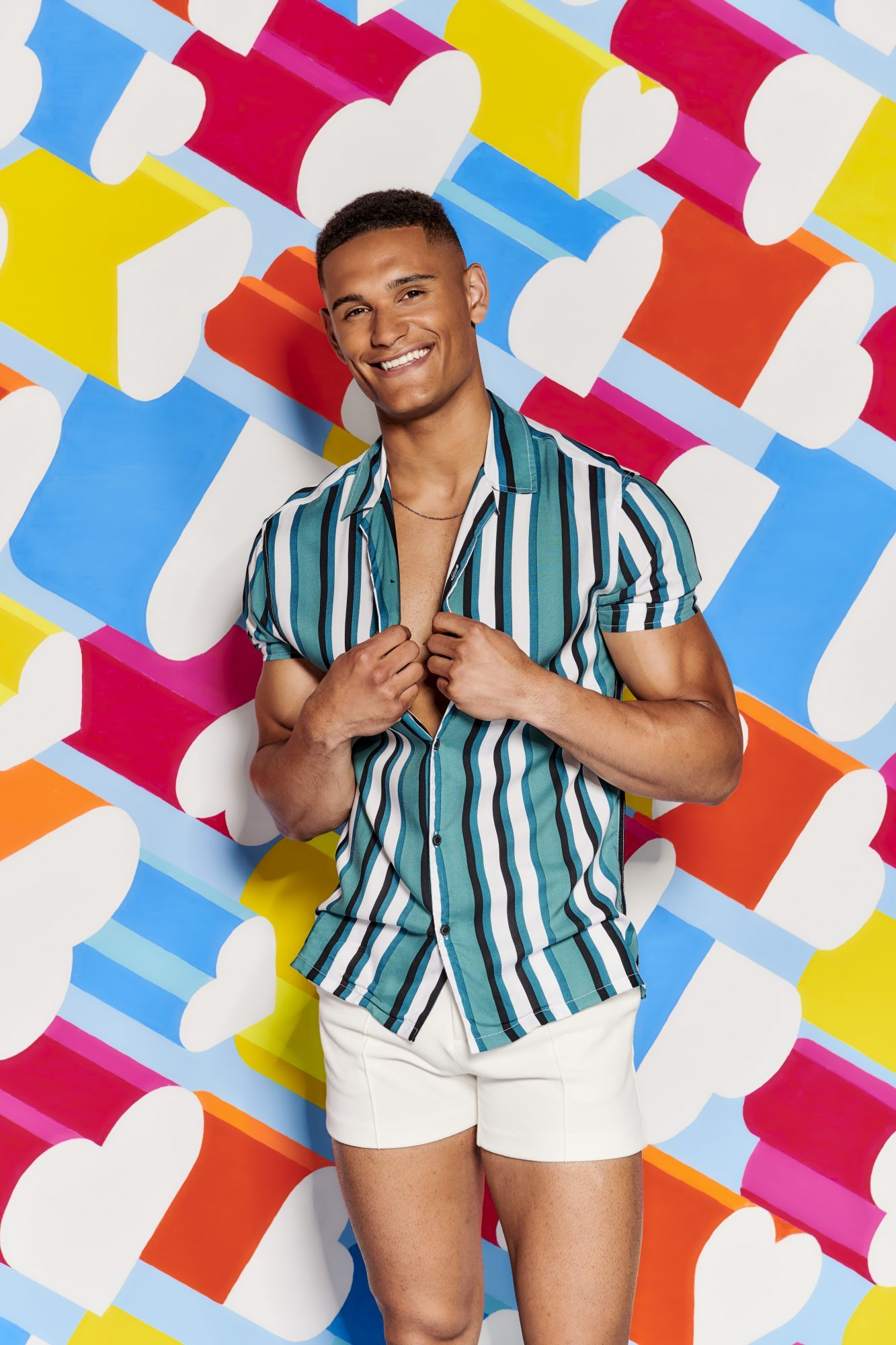 Love Island contestant Danny Williams, 21, is a model from Hull.