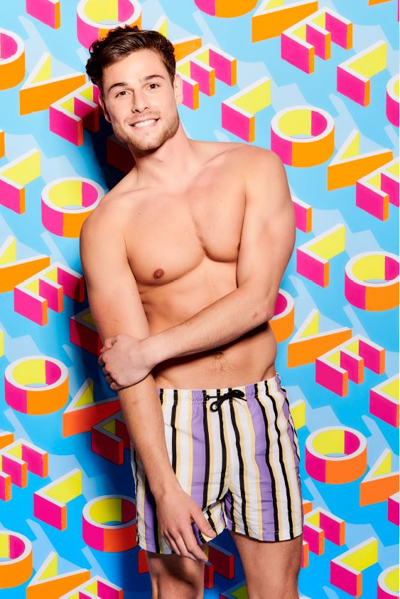 Love Island contestant Tom Walker, 29, is a model from Leeds.
