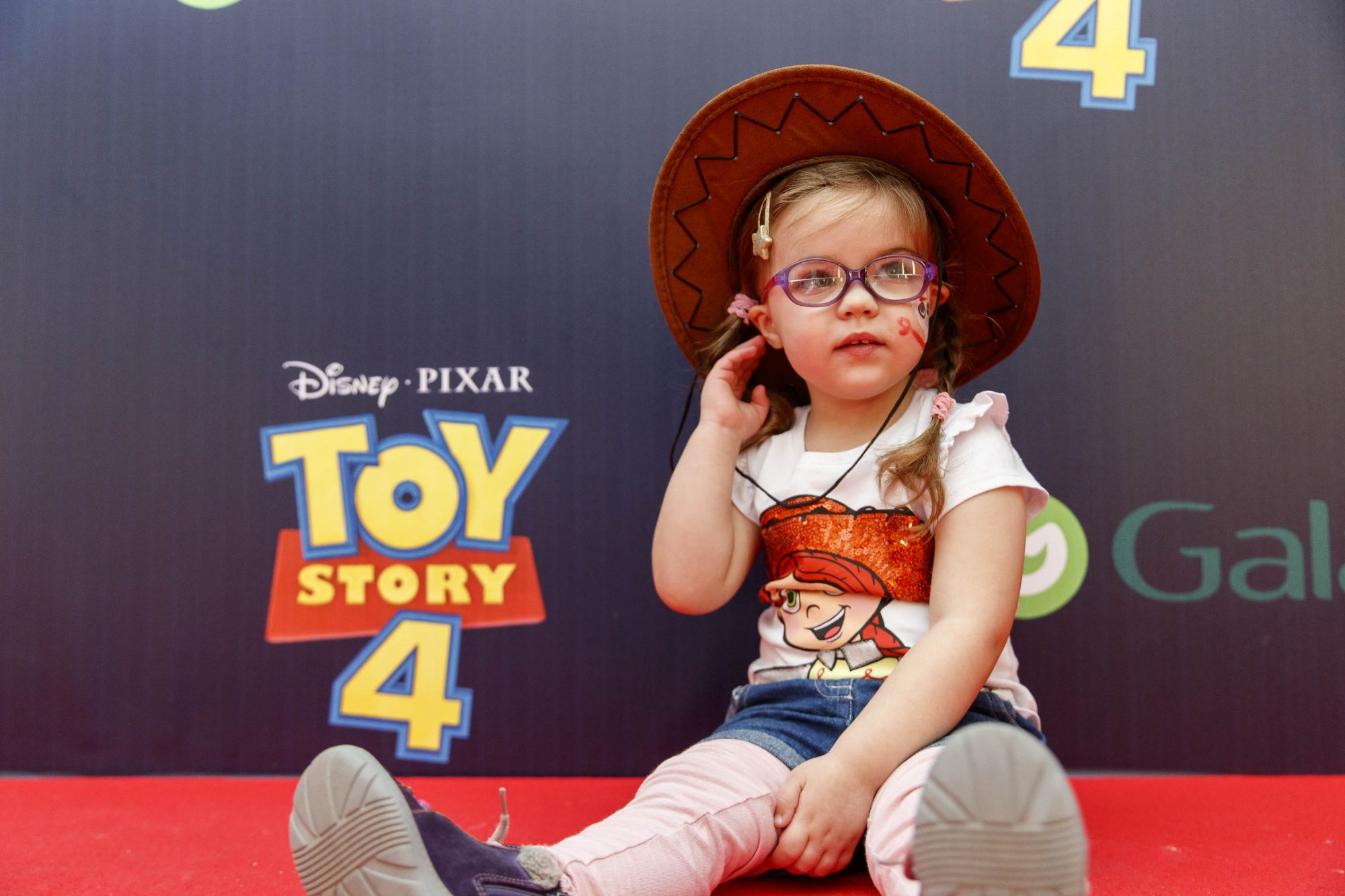 Mina McBride from Monaghan pictured at the special event screening of Disney Pixar's TOY STORY 4 in the Light House Cinema Dublin. Picture: Andres Poveda