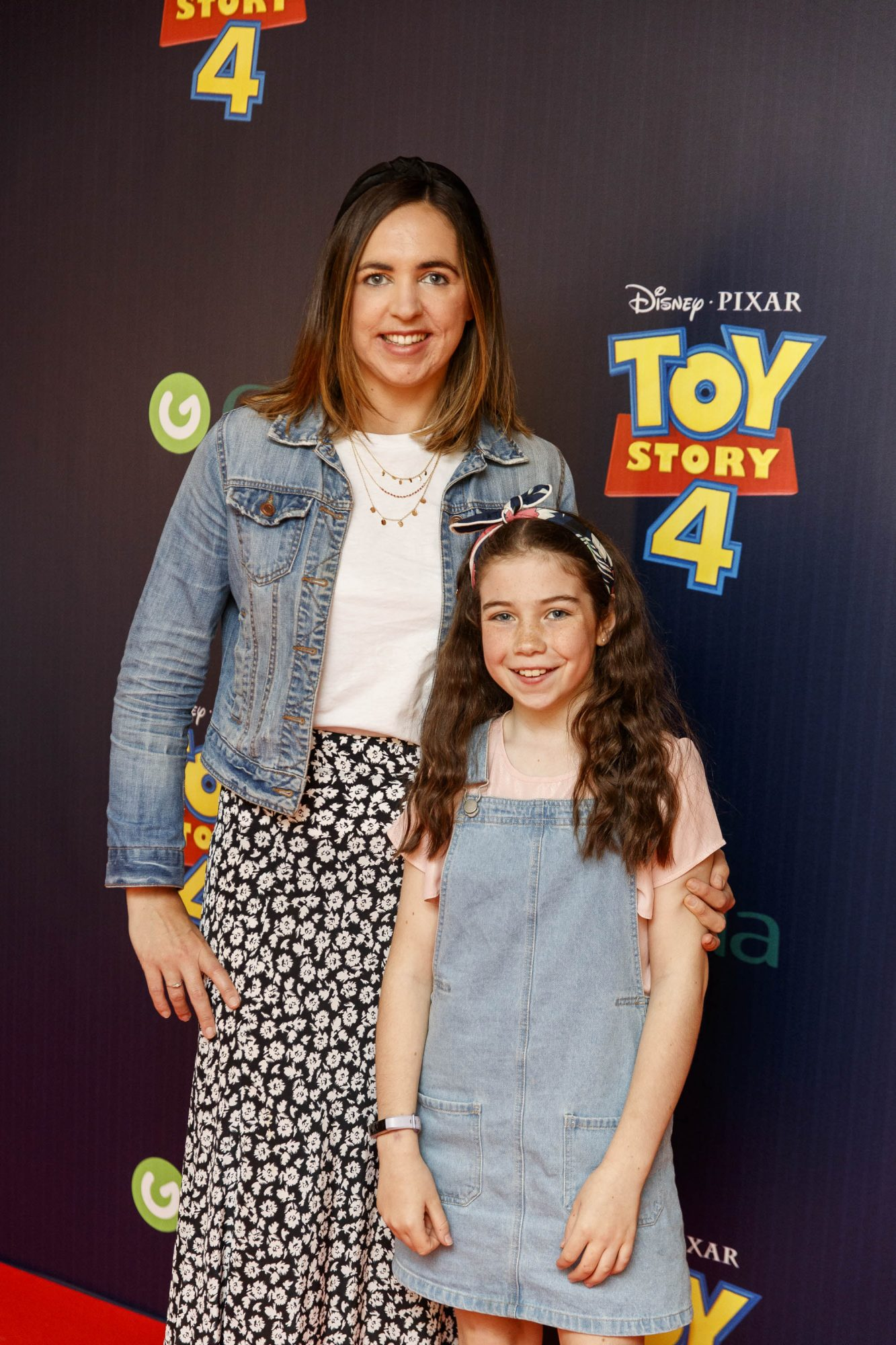 Ciara and Cara Meany (11) pictured at the special event screening of Disney Pixar's TOY STORY 4 in the Light House Cinema Dublin. Picture: Andres Poveda