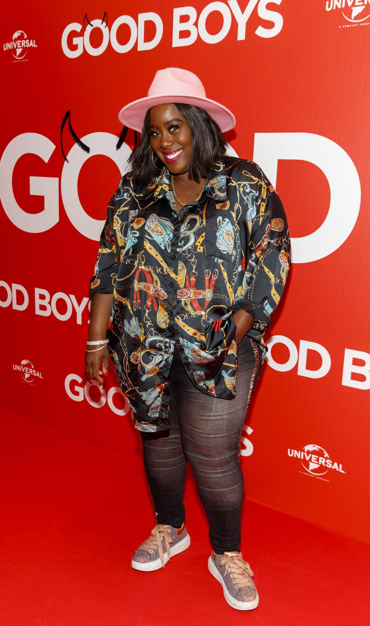 Nadine Reid pictured at a special preview screening of Good Boys at the Light House Cinema, Dublin. Picture: Andres Poveda
