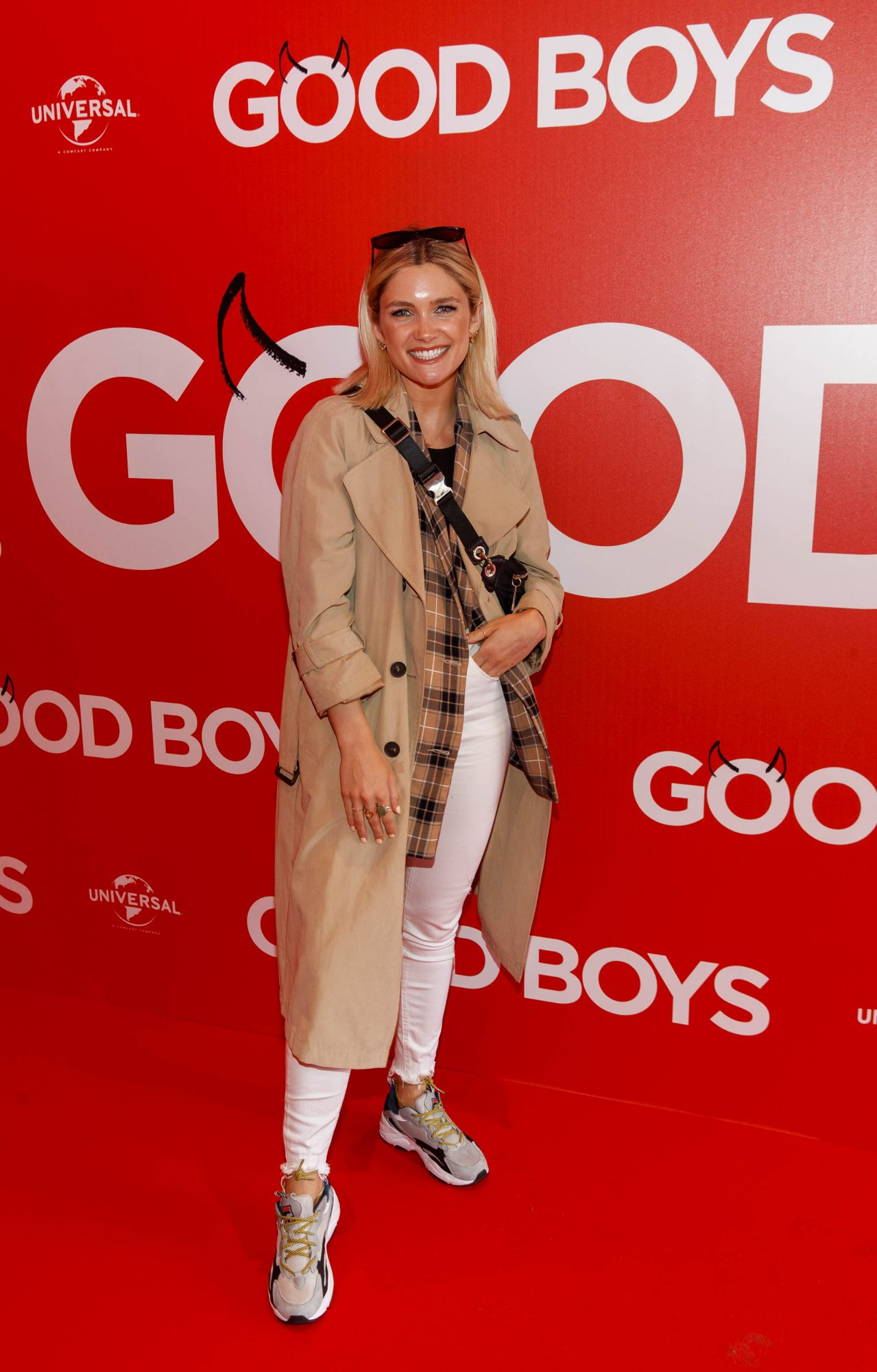 Niamh Cullen pictured at a special preview screening of Good Boys at the Light House Cinema, Dublin. Picture: Andres Poveda