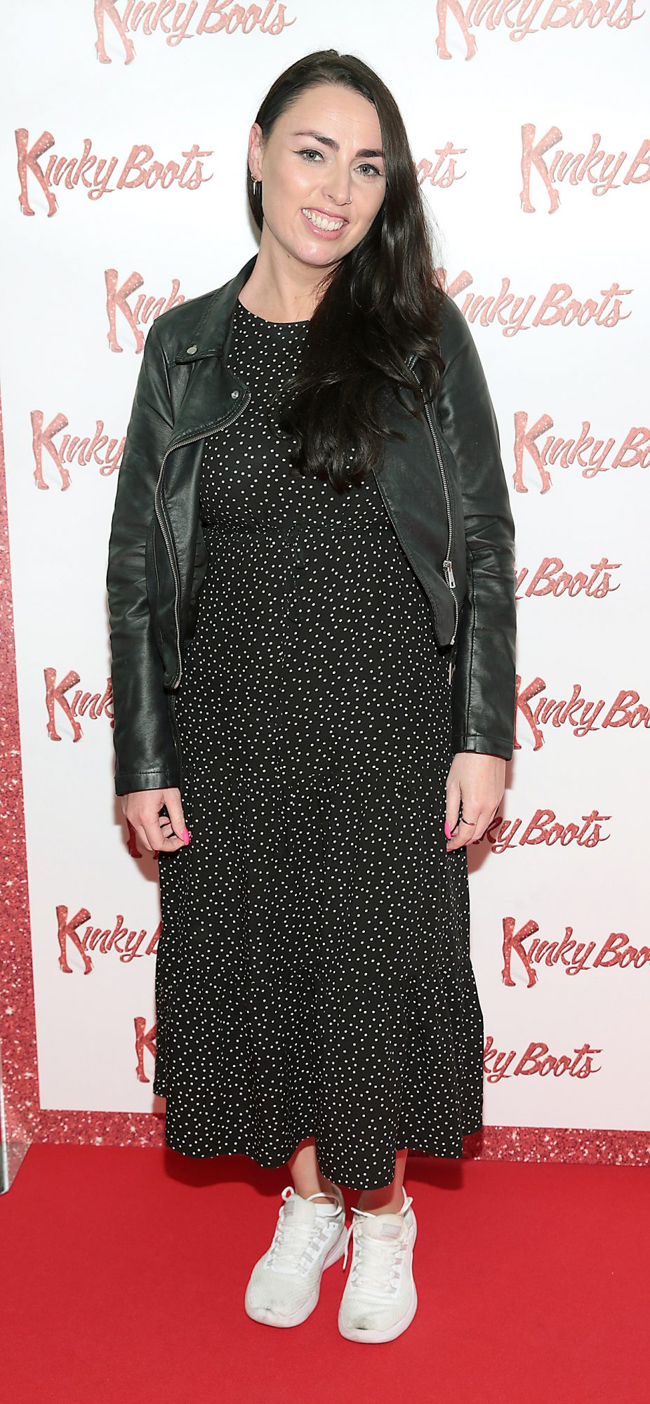 Eileen Sutton at the opening of the musical Kinky Boots at the Bord Gais Energy Theatre, Dublin.  Picture: Brian McEvoy